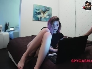 Masturbation and sex from Tory and Sam