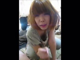 cute girl blowjob