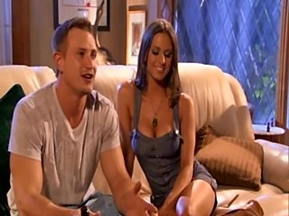 Sporting guy gets fucked by hottie wife.  free
