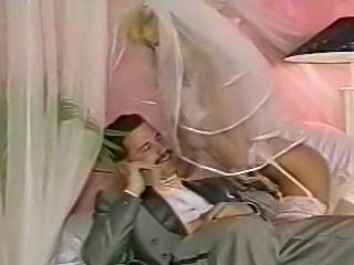 Minnie Champ suck and fuck on her wedding night. The swedish dialog is very...