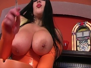 latex smoking bj