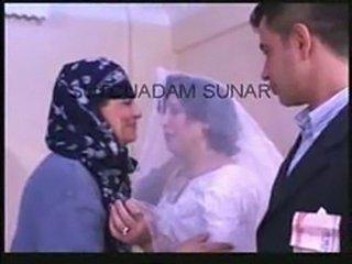 Turkish wedding - fucking with virgin wife  free
