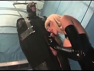 Fantastic Three and Foursome Latex and Leather Vid