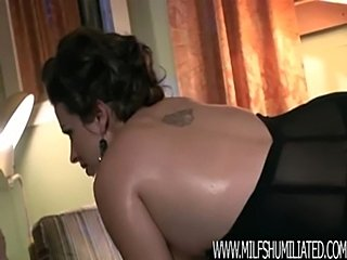 Milf fucked in the ass  free