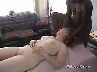 Mature white women getting some young black stick  free